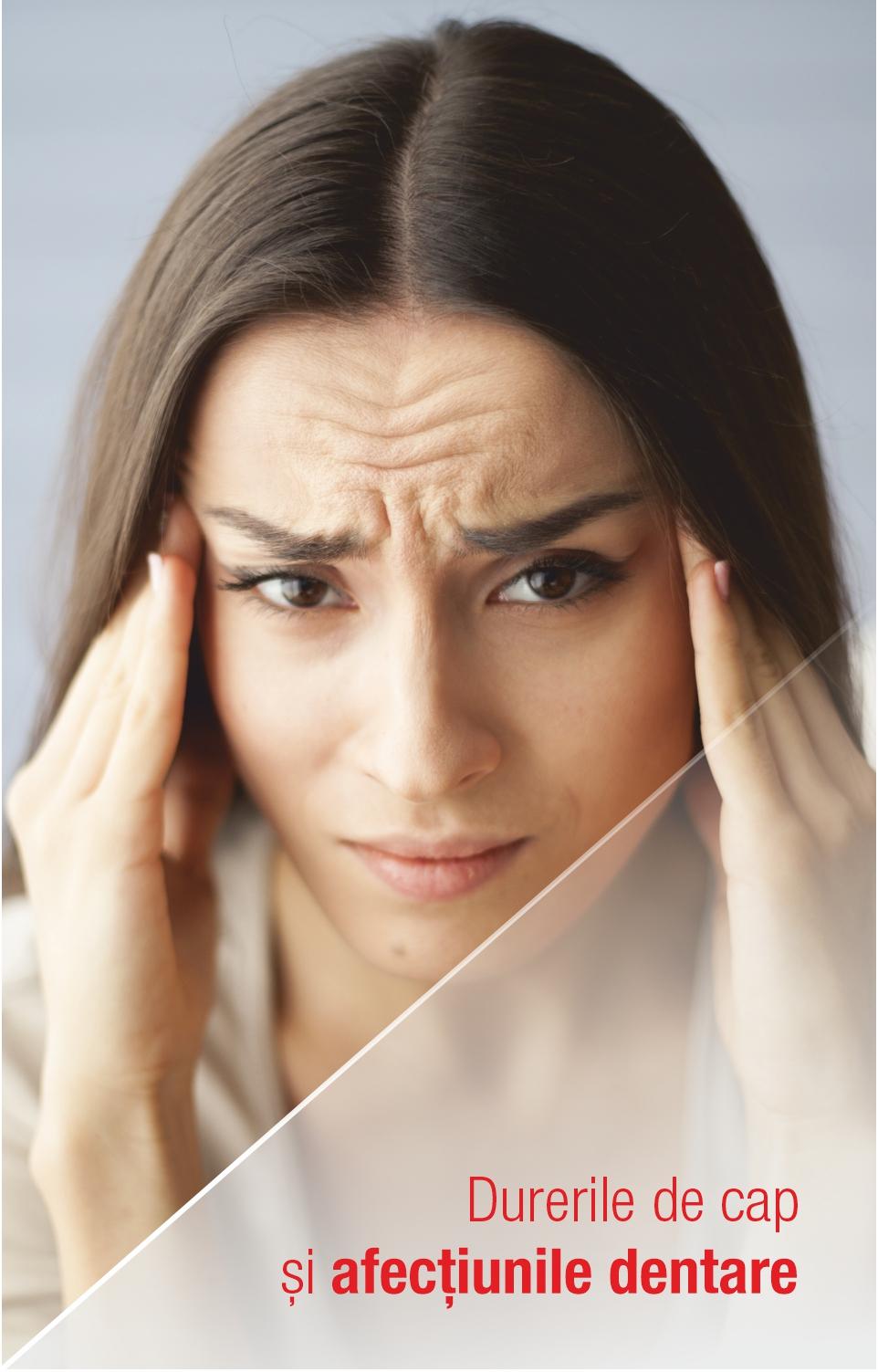 Care este legătura dintre durerile de cap și afecțiunile dentare?